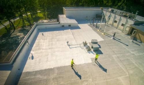 flat-roof-coating-ohio