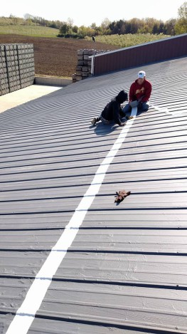 metal-roof-coating-ohio